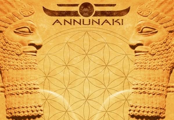 Rodokmen Anunnaki - těch, kteří přišli z nebes