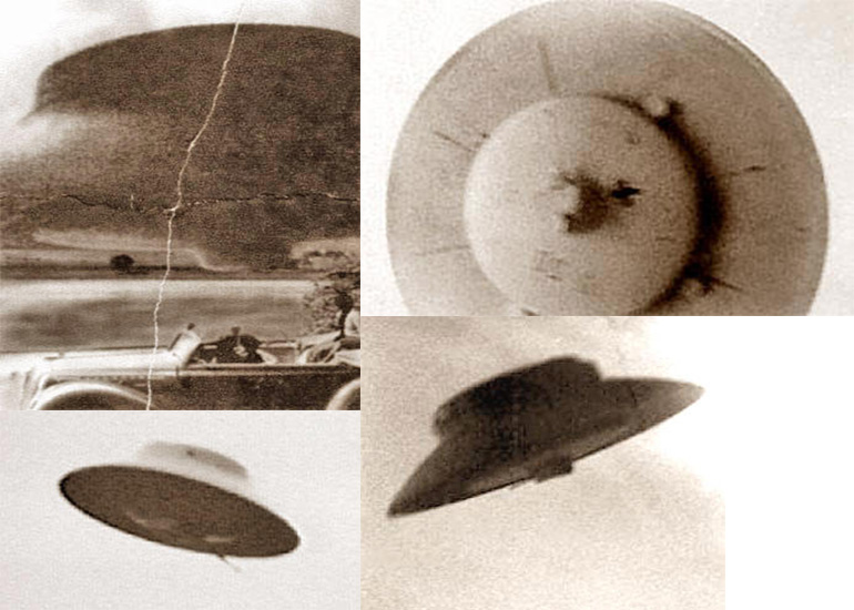 Jsou létající talíře Nacistů faktem, nebo jde jen o mýtus?