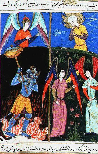 Prorok Idris.
